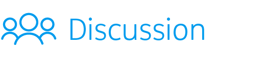 Discussions image